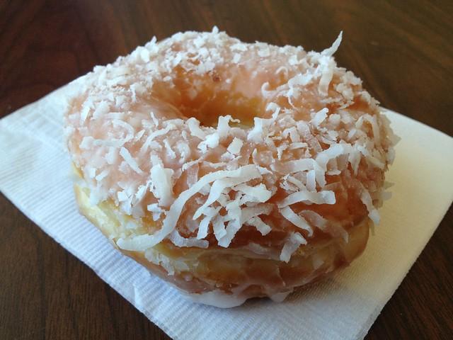Cake donut with sprinkles - Donut King