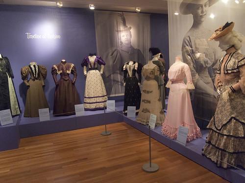 DAR Museum Fashion Timeline