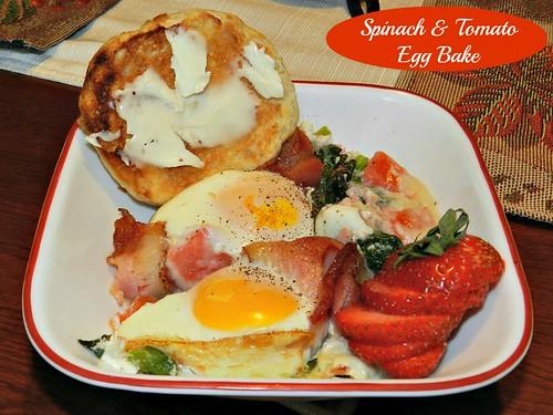 Spinach Egg Bake FF (6)