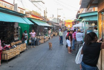En in La Ceiba weer leuke marktjes.