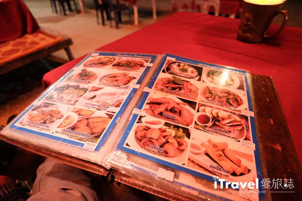 《沙美岛美食推荐》Sea Breeze @Samed:沙美海滩餐厅共享烛光晚餐,大啖碳烤海鲜料理