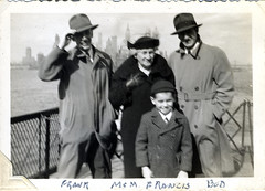 Anna & Her Boys - Circa 1938