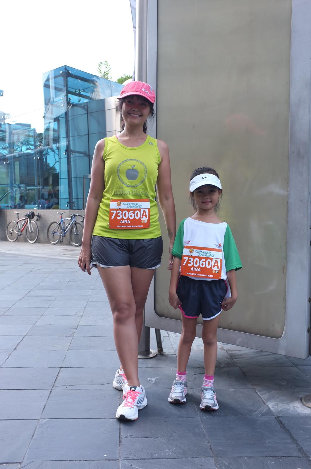 CS kids run 2013