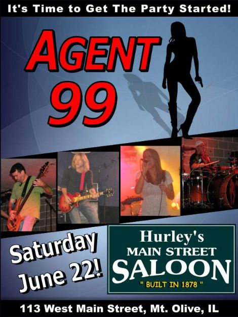 Agent 99 6-22-13