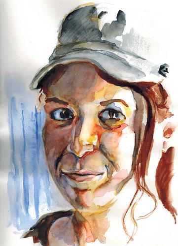 Valerie by husdant