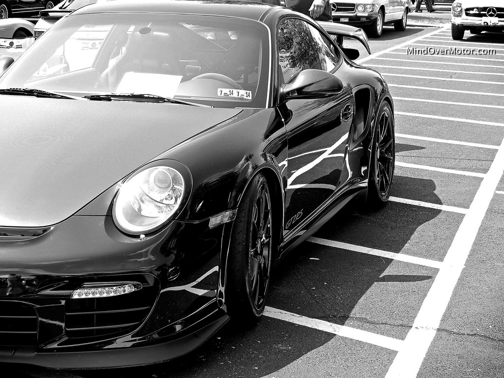Porsche 911 (997) GT2 RS at the New Hope Auto Show