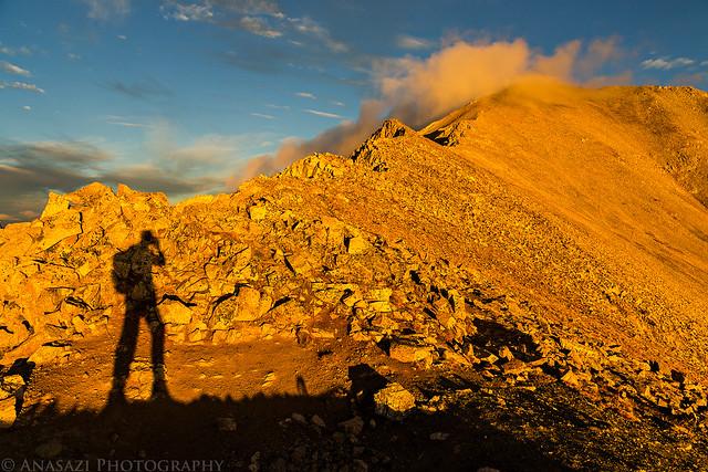 Mount Antero & Mount Princeton