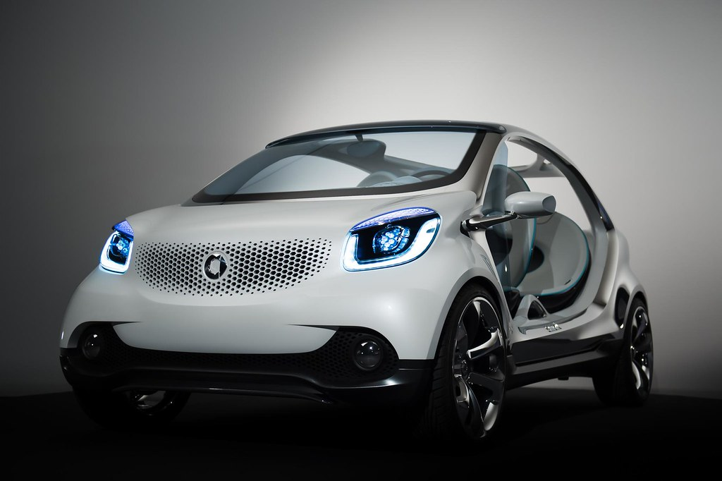 Smart FourJoy Showcar