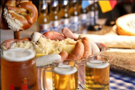 Beers & Sausages!