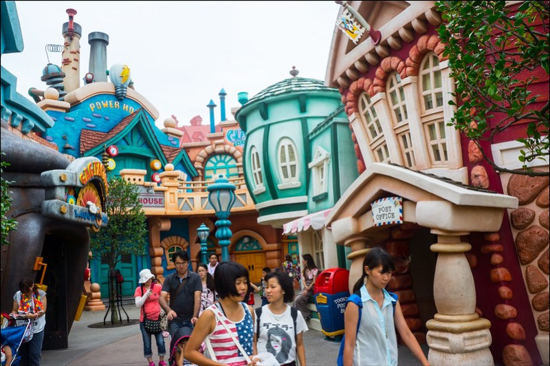 20082013Tokyo Disneyland-35