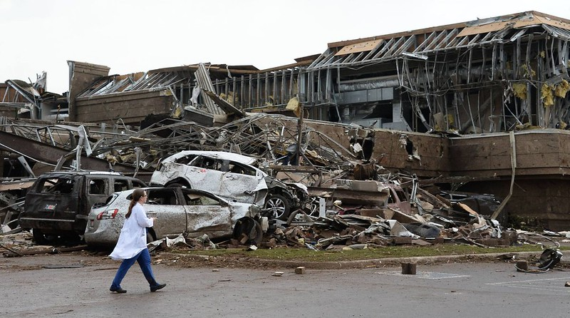 KRON 4 Coverage of the Moore, OK Tornadoes