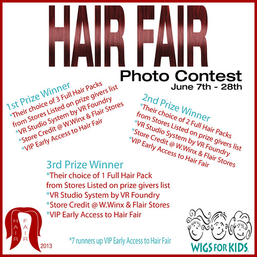 Hair fair & Contest!