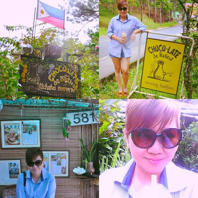 Choco-Late de Batirol ng Baguio