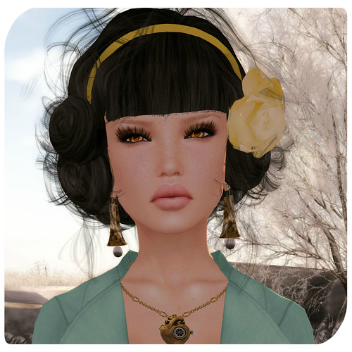 It's my face. Close up for Behappyinsl.