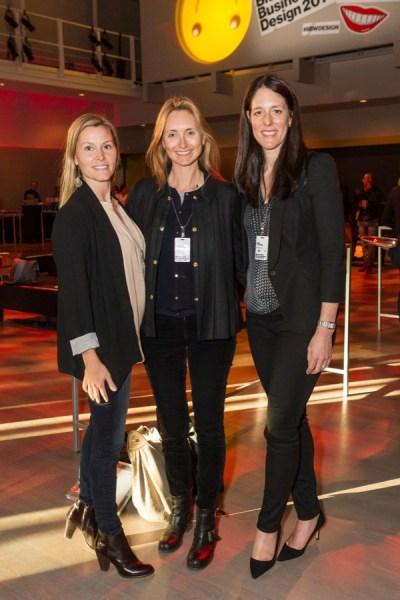 Emma Theen Larsson, Louise Armour, Lisa Tarter