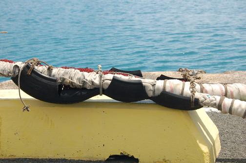 Fukushima Maru chafing gear