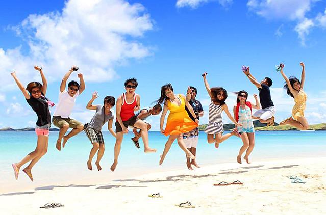 Calaguas Island vacation