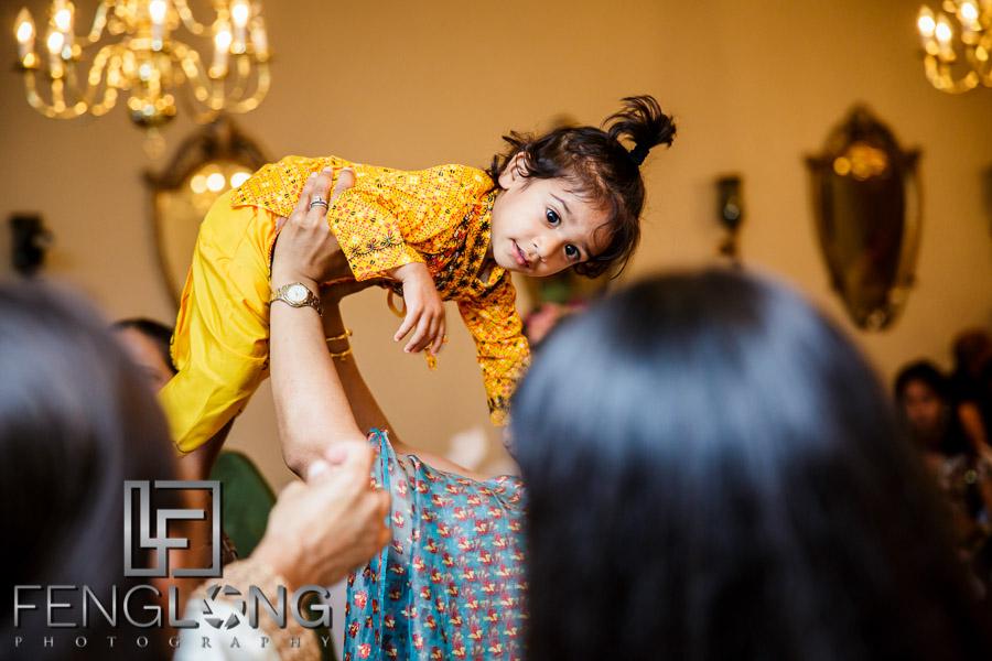 M & T's Sangeet | 5th Avenue Event Hall | Atlanta Indian Wedding Photography