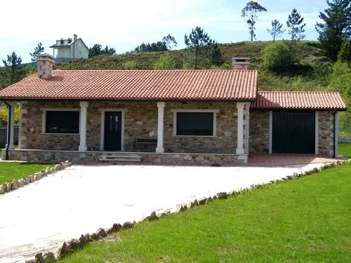 Chalets peque as casas r sticas de campo blogicasa for Fotos de casas de campo rusticas