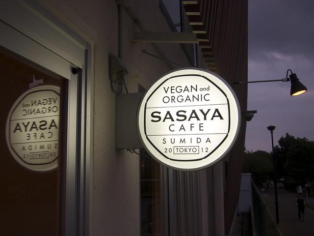 SASAYA CAFE SUMIDA