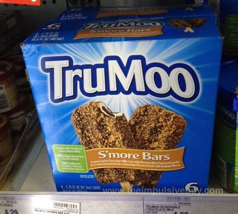 TruMoo S'more Bar