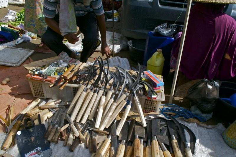 Market Knives