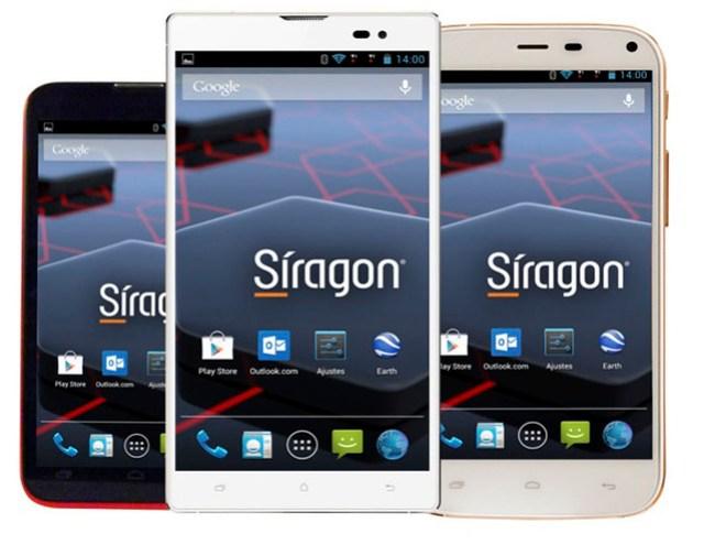 Síragon Smartphone SP-7000_1