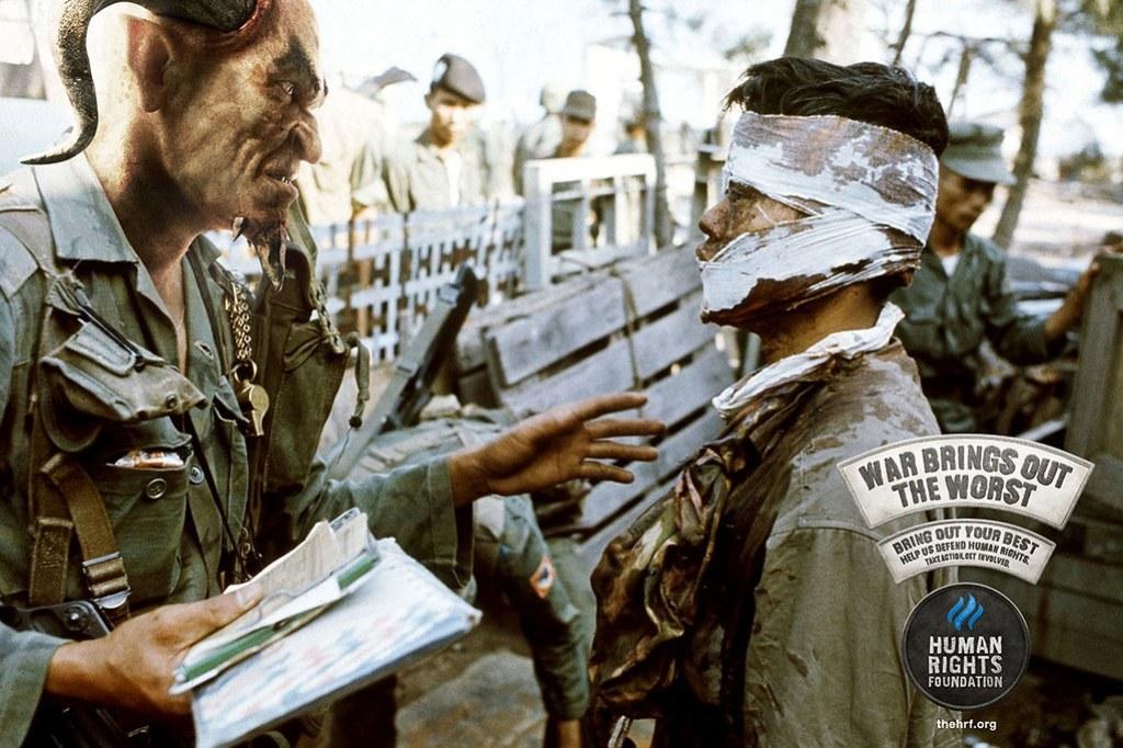 Human Rights Foundation - War 1