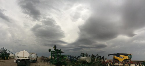 Z Crew: Storm rolling in