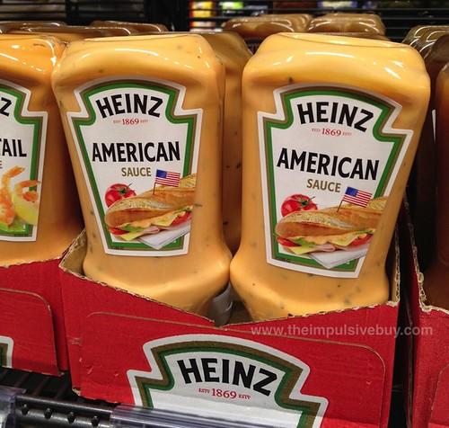 Heinz American Saucee