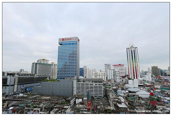[泰國]森塔拉水門亭閣曼谷飯店 (Centara Watergate Pavillion Hotel Bangkok)~鄰近7-11&big C @VIVIYU小世界