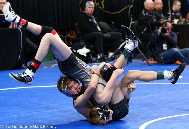 106A - 3rd Place Match - Jackson Hale (GMLOS) 36-4 won by tech fall over Brett Willaby (Windom-Mountain Lake) 38-7 (TF-1.5 4:13 (20-5))