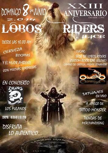 XXIII Aniversario Loboas Riders - Ilice