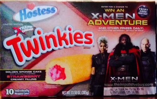 Hostess Strawberry Twinkies