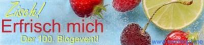 Blog-Event C - Zisch! Erfrisch mich! (Einsendeschluss 15. Juli 2014)