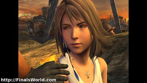 Final Fantasy X 4:3