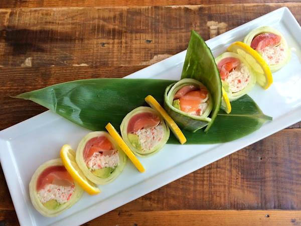 Dami Spring Roll, Dami Sushi & Izakaya
