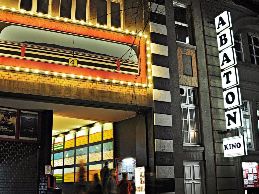 Leukste bioscopen van Hamburg, Abaton, foto door Europa Cinemast