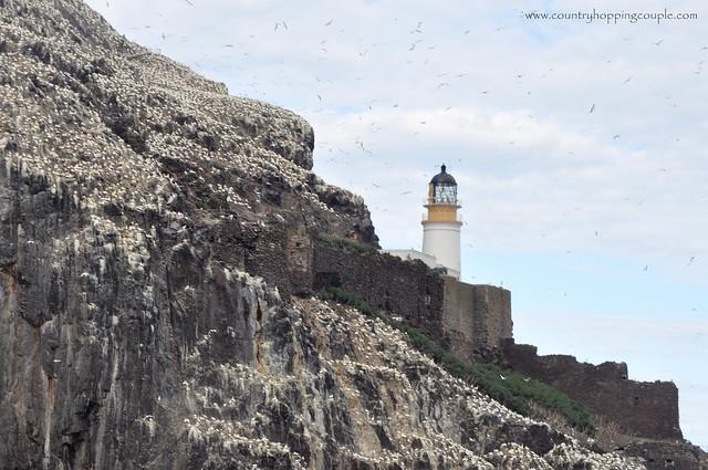 Lighthouse bassrock