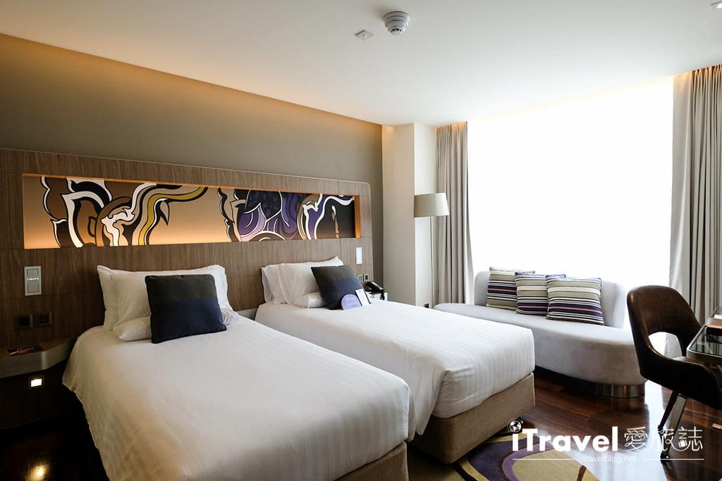 诺富特曼谷素坤逸酒店 Novotel Bangkok Sukhumvit 20 (19)