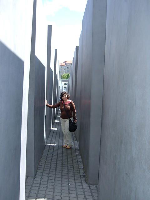 Monumento al Holocasuto Berlín