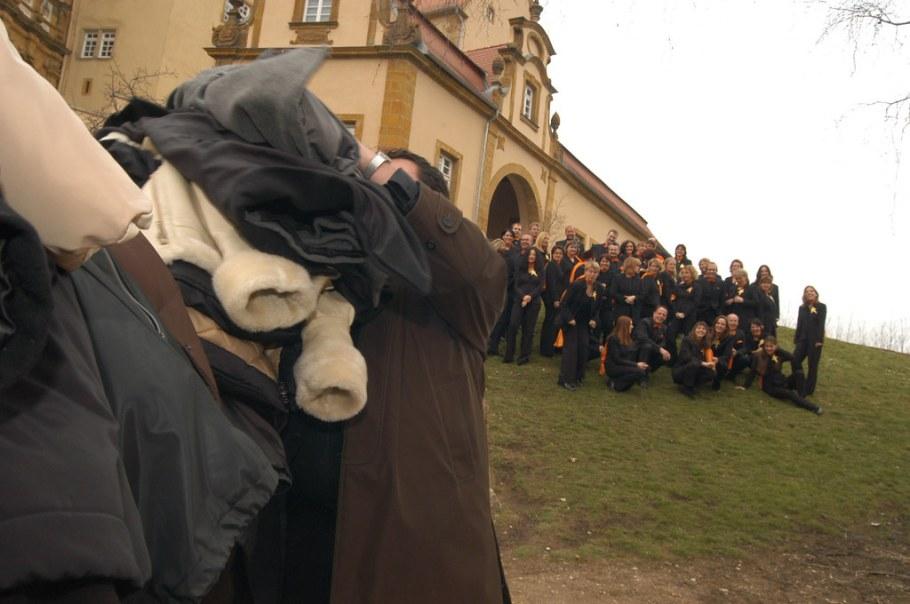 2004-03-25 Chorwochenende, 25. Maerz 2004