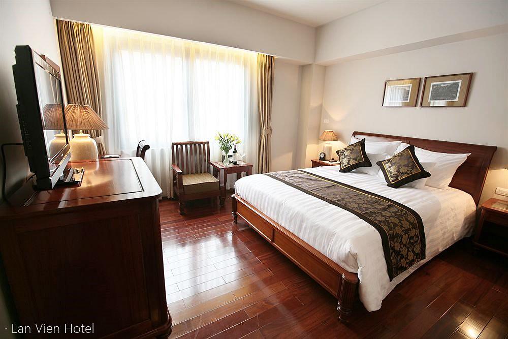 越南酒店推荐 河内兰比恩酒店Lan Vien Hotel (0)