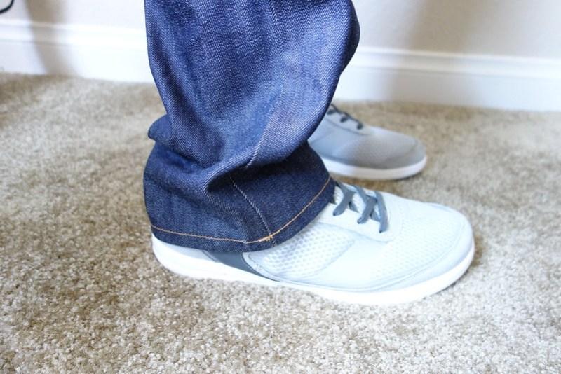 Gustin Straight Leg Opening