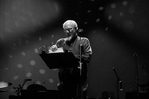 John Sinclair at The Barbican 31st May 2014