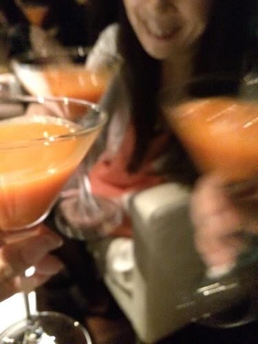 乾杯!@エビベジの会