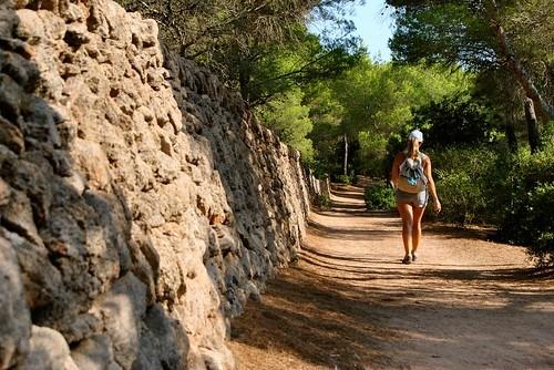 Excursión a Cala Pilar ( Menorca)