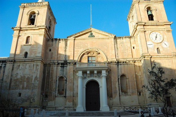 St. John's Co-Cathedral | Exploring Valletta, Malta | No Apathy Allowed
