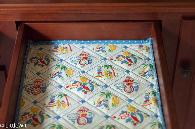 Sideboard - drawers