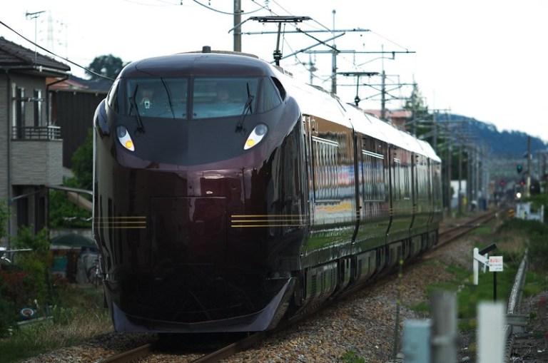 試9901M E655系(連結器収納)